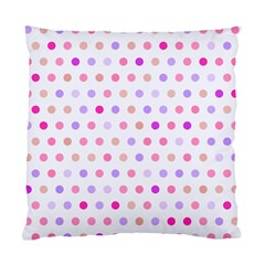 Love Dots Cushion Case (two Sided)  by houseofjennifercontests