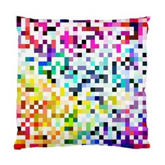 Pixelated Cushion Case (single Sided)  by Contest1878042
