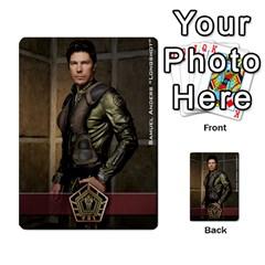 Bsg Resistance By Twlee33 Hotmail Com   Multi Purpose Cards (rectangle)   Lp6xdrdv743p   Www Artscow Com Front 53
