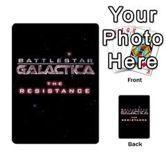 Bsg Resistance By Twlee33 Hotmail Com   Multi Purpose Cards (rectangle)   Lp6xdrdv743p   Www Artscow Com Back 7
