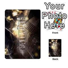 Bsg Resistance By Twlee33 Hotmail Com   Multi Purpose Cards (rectangle)   Lp6xdrdv743p   Www Artscow Com Front 31