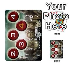 Bsg Resistance By Twlee33 Hotmail Com   Multi Purpose Cards (rectangle)   Lp6xdrdv743p   Www Artscow Com Back 38