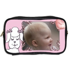Pretty As A Picture Toiletries Bag (2 Sided) By Deborah   Toiletries Bag (two Sides)   48shjzq7fan7   Www Artscow Com Back