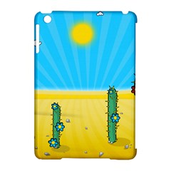 Cactus Apple Ipad Mini Hardshell Case (compatible With Smart Cover) by NickGreenaway