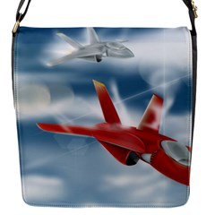 America Jet Fighter Air Force Removable Flap Cover (small) by NickGreenaway