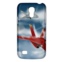 America Jet Fighter Air Force Samsung Galaxy S4 Mini (gt I9190) Hardshell Case