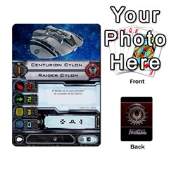 Bsg Attack Wing By Michael   Playing Cards 54 Designs   Be3ef55tvyg5   Www Artscow Com Front - Heart3