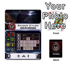 Bsg Attack Wing By Michael   Playing Cards 54 Designs   Be3ef55tvyg5   Www Artscow Com Front - Heart5