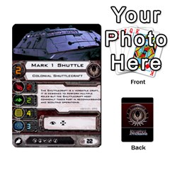 Bsg Attack Wing By Michael   Playing Cards 54 Designs   Be3ef55tvyg5   Www Artscow Com Front - Joker1