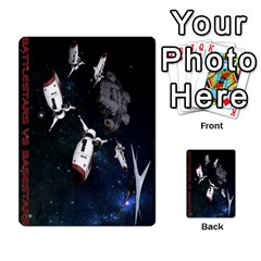 Battlestars Vs Basestars Human Deck By Michael   Playing Cards 54 Designs   Mhk8m3nxjvgr   Www Artscow Com Back
