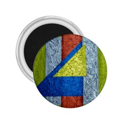 Abstract 2 25  Button Magnet by Siebenhuehner