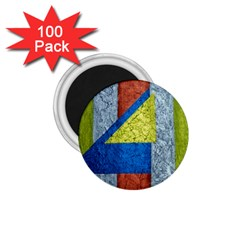 Abstract 1 75  Button Magnet (100 Pack) by Siebenhuehner