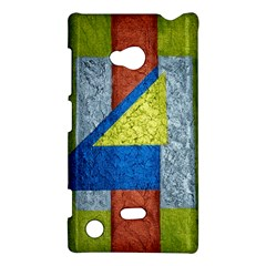 Abstract Nokia Lumia 720 Hardshell Case by Siebenhuehner