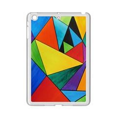 Abstract Apple Ipad Mini 2 Case (white) by Siebenhuehner