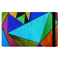 Abstract Apple Ipad 3/4 Flip Case by Siebenhuehner