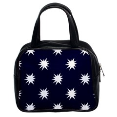 Bursting in Air Classic Handbag (Two Sides) by StuffOrSomething