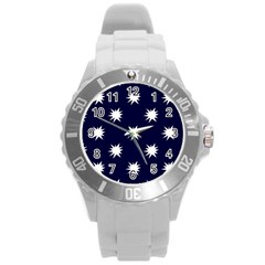 Bursting In Air Plastic Sport Watch (large) by StuffOrSomething
