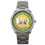 easter - Sport Metal Watch