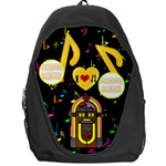 music backpack bag