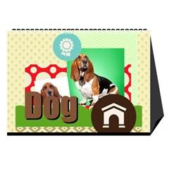 Pet By Pet    Desktop Calendar 8 5  X 6    Dqdt8hsnvb3m   Www Artscow Com Cover