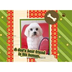 Pet By Pet    Desktop Calendar 8 5  X 6    Dqdt8hsnvb3m   Www Artscow Com Dec 2014