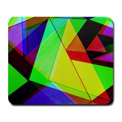 Moderne Large Mouse Pad (rectangle) by Siebenhuehner