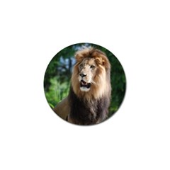 Regal Lion Golf Ball Marker 4 Pack by AnimalLover