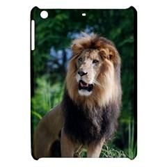 Regal Lion Apple Ipad Mini Hardshell Case by AnimalLover