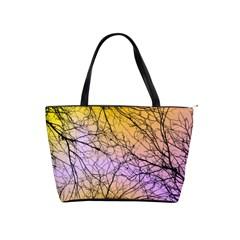 Branches Large Shoulder Bag by KKsDesignz