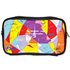 Ain t One Pain Travel Toiletry Bag (two Sides)