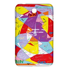 Ain t One Pain Samsung Galaxy Tab 3 (7 ) P3200 Hardshell Case  by FunWithFibro
