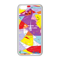 Ain t One Pain Apple Iphone 5c Seamless Case (white) by FunWithFibro