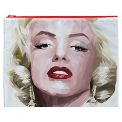 Marilyn Cosmetic Bag (XXXL) by malobishop