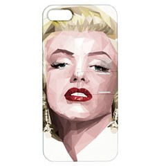 Marilyn Apple Iphone 5 Hardshell Case With Stand