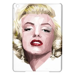 Marilyn Apple iPad Air Hardshell Case by malobishop