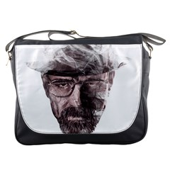 Heisenberg  Messenger Bag by malobishop