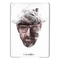 Heisenberg  Apple iPad Air Hardshell Case by malobishop