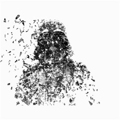 Darth Vader Canvas 12  x 16  (Unframed) by malobishop
