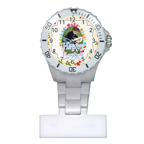 Easter By Easter   Plastic Nurses Watch   N2072fl28r8c   Www Artscow Com Front