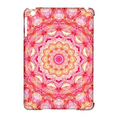 Yellow Pink Romance Apple Ipad Mini Hardshell Case (compatible With Smart Cover) by Zandiepants