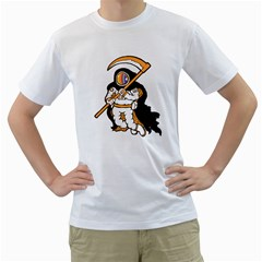 Space Reaper Men s T Shirt (white)  by Contest1731890