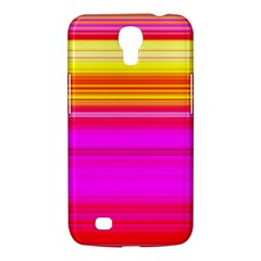 Colour Lines Samsung Galaxy Mega 6 3  I9200 Hardshell Case by Contest1630871