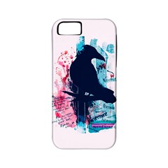 Qouth The Raven   Answer Your Phone  Apple Iphone 5 Classic Hardshell Case (pc+silicone) by TheTalkingDead