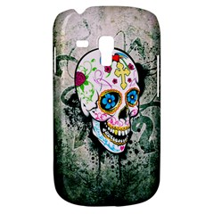 Sugar Skull Samsung Galaxy S3 Mini I8190 Hardshell Case by TheTalkingDead