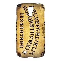 Call Me On My Ouija Board Samsung Galaxy S4 I9500/i9505 Hardshell Case by TheTalkingDead