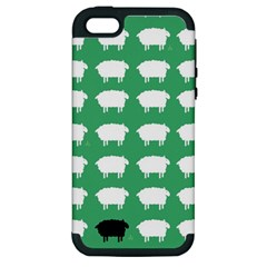 Herd Mentality  Apple Iphone 5 Hardshell Case (pc+silicone) by Contest1888309