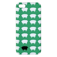 Herd Mentality  Apple Iphone 5 Premium Hardshell Case by Contest1888309