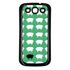 Herd Mentality  Samsung Galaxy S3 Back Case (black) by Contest1888309