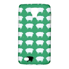 Herd Mentality  Samsung Galaxy S4 Active (i9295) Hardshell Case by Contest1888309