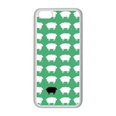 Herd Mentality  Apple iPhone 5C Seamless Case (White) by Contest1888309
